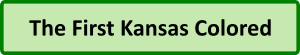 First Kansas Colored Button