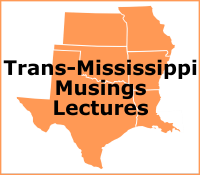 Trans-Mississippi Musings Lectures Logo