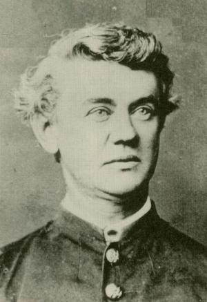 Lt. Col. Frederick W. Benteen