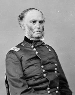 Maj. Gen. Samuel R. Curtis