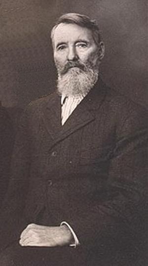 Capt. Benjamin S. Johnson
