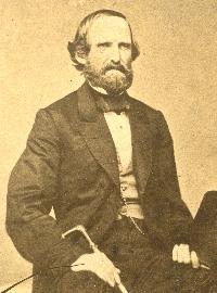 Confederate Brigadier General Ben McCulloch