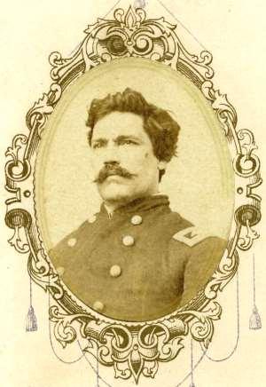 Colonel David Moore