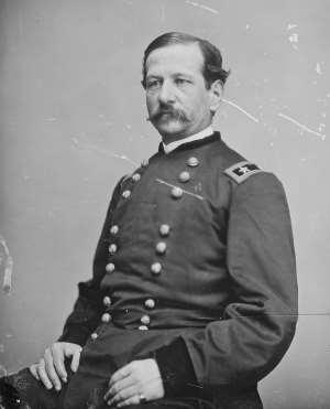 Maj. Gen. Alfred Pleasonton