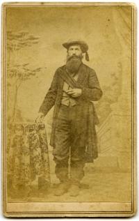 Dr. Caleb Winfrey (Wilson's Creek National Battlefield WICR 31951)