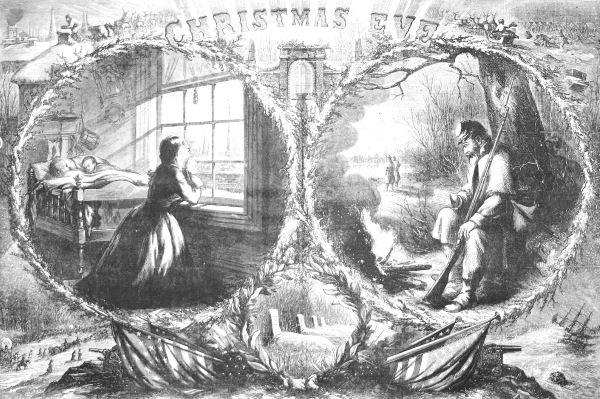 Christmas Eve from Harper's Weekly