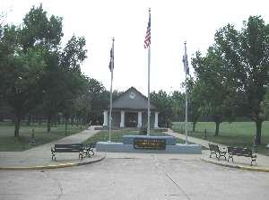Fort Davidson State Historic Site Visitor Center