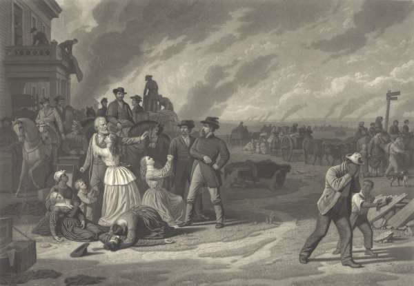 Martial Law by George Caleb Bingham (Library of Congress)