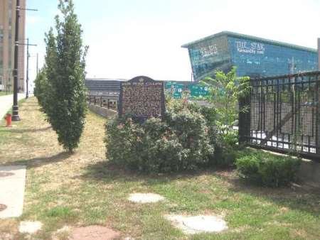 Union Prison Collapse Historical Marker