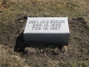 Shelby's Grave