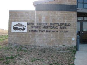 Mine Creek Battlefield State Historic Site Visitor Center